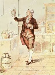 Antoine Laurent LAVOISIER 174394 French chemist discovering Foto ...