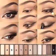 subtle cat eye makeup look chikk net