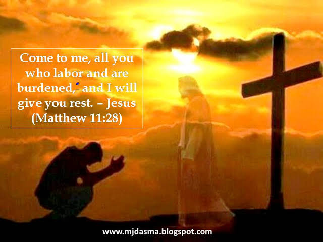 Image result for PICTURES OF MATTHEW 11:28-30""
