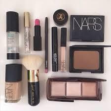 cosmetics mac makeup and nars image