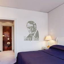 Henry Fonda Wall Decal Style And Apply