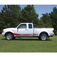 Decal Ford Ranger Super Cab 1998 2012