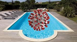 Disfruta de una piscina segura. Recomendaciones COVID-19 - Novosat ...