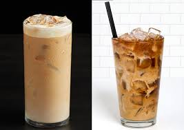 how to make iced coffee latte