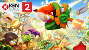 Angry Birds 2 - 3 Star Walkthrough: Feathery Hills (Level 2 ...