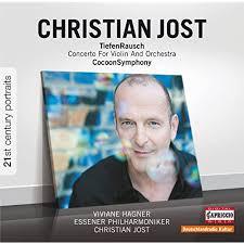 21st Century Portraits: Christian Jost by Christian Jost on Amazon Music -  Amazon.com