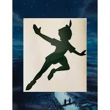 Peter Pan Car Decal Peter Pan Decal Peter Pan Sticker Disney Etsy