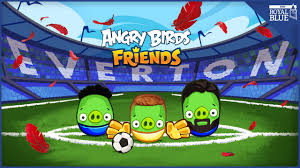 Everton stars immortalised in Angry Birds as part of Blues-themed ...