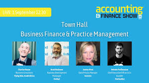 Business finance and practice management - FinChatBot
