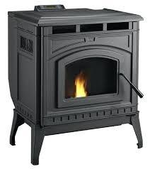 cast iron pellet stove harman p