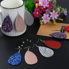 leather earring making kit include 4