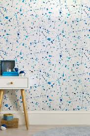 next paste the paper splatter wallpaper