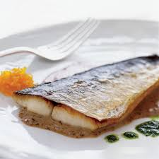 Spanish Mackerel with Three Sauces ...