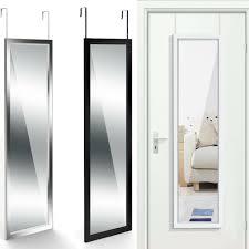 ikea over the door mirror garnes white