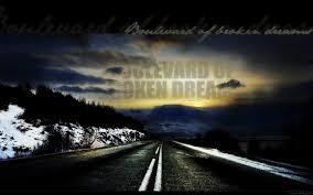boulevard of broken dreams wallpaper on