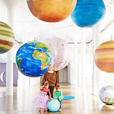 How To Throw A Kids Space Themed Birthday Party Martha Stewart