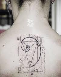 40 Amazing Fibonacci Tattoo Designs | TattooAdore | Fibonacci tattoo,  Spiral tattoos, Tattoo designs