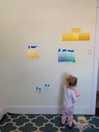 paint new baby girl nursery