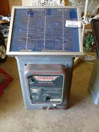 Lot 368parmak Solar Electric Fencer