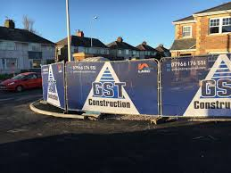 Printed Heras Fence Covers Light Strong Banner World