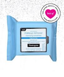 12 best face cleansing towelettes for