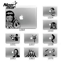 Vinyl Decal Sticker For Apple Macbook Pro Air 13 Inch Laptop Case Cover Snow White Bruce Lee Skin Sticke Vinyl Decal Stickers Vinyl Decals Laptop Accessories
