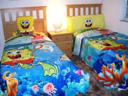 Kids Bedroom Decor Ideas Inspired By Spongebob Squarepants