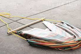diy hammock chair life sew savory