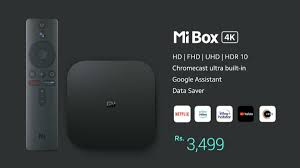 Xiaomi Mi Box 4K Android TV Streaming Device Launched in India