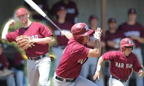 Reynolds, McGuiggan, Larrow Earn All-Ivy League Baseball Honors - Harvard  University