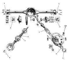 jaguar xk 120 env axle carrier bearing