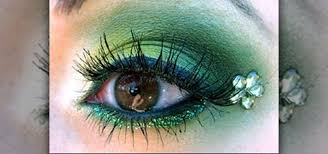 st patrick s day makeup look