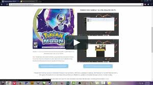 Pokemon Moon v1.1 3DS Download + Citra Emulator PC MAC LINUX on Vimeo