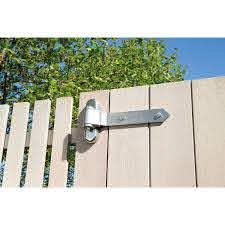 Locinox 180 Degree 3 Way Adjustable Strap Hinges For Wood Gates Hoover Fence Co