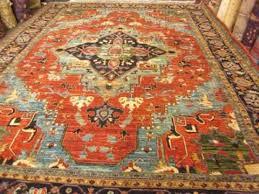 10 x 13 beautiful heriz rug from