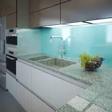glass backsplash dulles glasirror