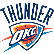 Oklahoma City Thunder Cling Decal 5 1 2in X 4 1 4in Party City