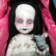 living dead dolls series 6 hush 10