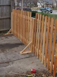 Freestanding Fence Portable Fence Dog Fence Backyard Fences