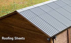 corrugated roof panels profile view