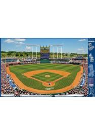 Kansas City Royals Stadium Wall Decal Kansas City Royals Kansas City Wall Decals