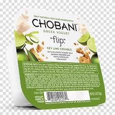 crumble chobani flip almond coco loco