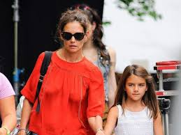 Katie Holmes on daughter Suri Cruise: We kind of grew up together ...