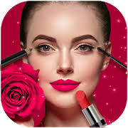 beauty camera makeup face selfie photo