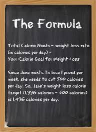 how many calories should you eat to