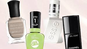 gel nail polishes for a diy manicure