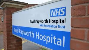 John Hawkins is fundraising for Royal Papworth Hospital Charity