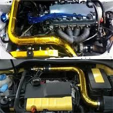 Vova 1 Roll Adhesive Reflective Gold High Temperature Heat Shield Wrap Tape Car Fashion Accessories Car Decal