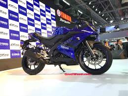 2017 yamaha r15 v3 launched in india