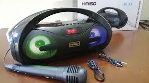 Loa Bluetooth Karaoke KIMISO S1/S2 - Tặng kèm 01 Micro - P573406 ...